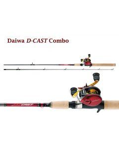 Daiwa D-CAST Baitcast