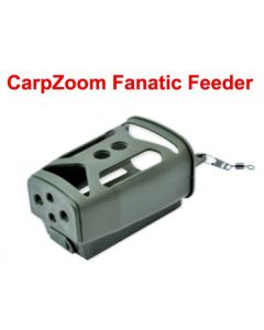 CarpZoom Fanatic Feeder 30g Carp Feeder