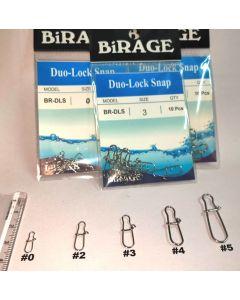 Birage Du0-Lock Snap (#0 - #5)