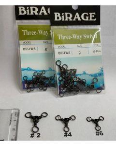 Birage Three-way Swivel (#2 - #6)