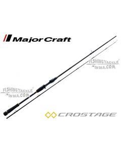 "Major Craft Crostage 7'2"" (PE#2.0 - 5.0) Casting Rod"