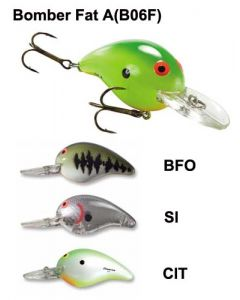 Bomber Fat A Hard Lures
