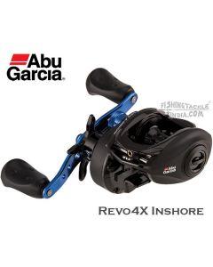 Abu Garcia REVO4X Inshore Baitcasting reels