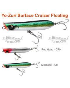 Yo-Zuri SURFACE CRUISER FLOATING 150mm(45g) / 190mm( 85g) Hard Lures