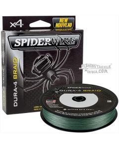 Spiderwire Dura-4 Braid(125yds) 30LB/40LB/50LB