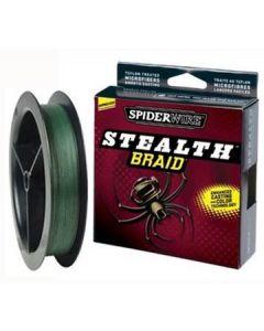 Spiderwire STEALTH 125 (6LB / 8LB) Braided Line