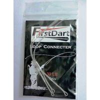 FirstDart Braided Loop Connector Fly Leader Loop