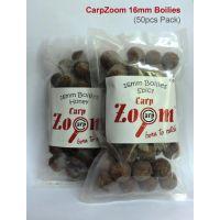 CarpZoom 16mm Banana Spice / Choco Vanila HOOK BOILIES Carp Bait
