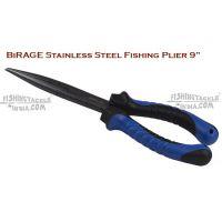 """BiRAGE Stainless Steel Fishing Plier 9"""""""