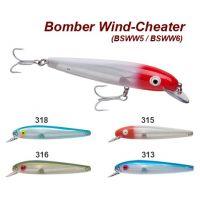 Bomber Wind Cheater(Saltwater)12cm / 17cm - 25g / 54g Hard Lures