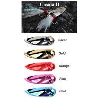 GT-BIO Cicada II 15g/20g/30g Spoons