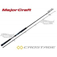 "Major Craft 3rd Genaration Crostage 7'6"" Kayak / Boat Lure Spinning Rod"