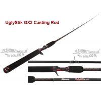 "Shakespeare UglyStik GX2 - 6'6"" Casting Rod"