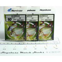 HAYABUSA Chemically sharpened MATCH Hooks