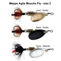 Mepps Aliga Mouche Fly Size 2 Spinners