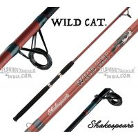 Shakespeare WILD CAT 7ft / 8ft Spinning Rod