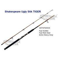 "Shakespeare UglyStik TIGER - 7'0"" / XH Spinning Rod"