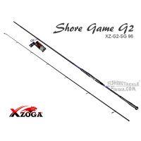 "Xzoga SHORE GAME-G2  9'6""  Lure Fishing / Shore Jigging spinning rod"